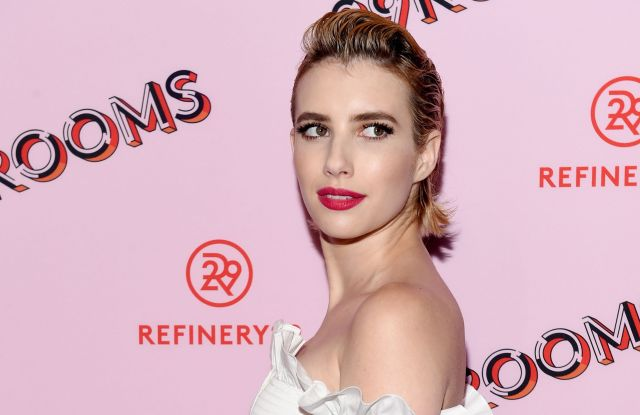 Emma RobertsRefinery29's Third Annual '29Rooms: Turn It Into Art' party, Spring Summer 2018, New York Fashion Week, USA - 07 Sep 2017