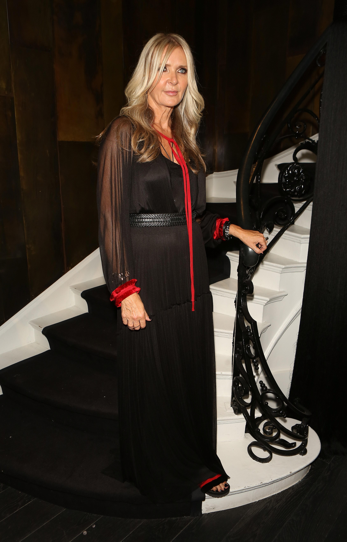 LONDON, ENGLAND - SEPTEMBER 14:  Amanda Wakeley attends the Amanda Wakeley LFW Party on September 14, 2017 in London, England.  (Photo by David M. Benett/Dave Benett/Getty Images for Amanda Wakeley) *** Local Caption *** Amanda Wakeley