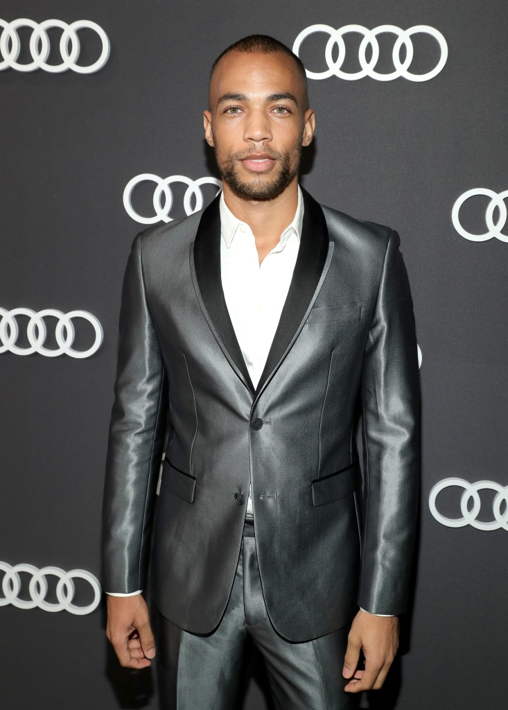 HOLLYWOOD, CA - SEPTEMBER 14: Kendrick Sampson at Audi Celebrates the 69th Emmys at The Highlight Room at Dream Hollywood on September 14, 2016 in Hollywood, California. (Photo by Rich Polk/Getty Images for Audi)