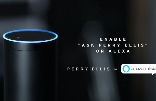 Ask Perry Ellis for Amazon Alexa.