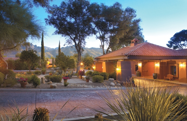 Canyon Ranch in Tucson, Ariz.