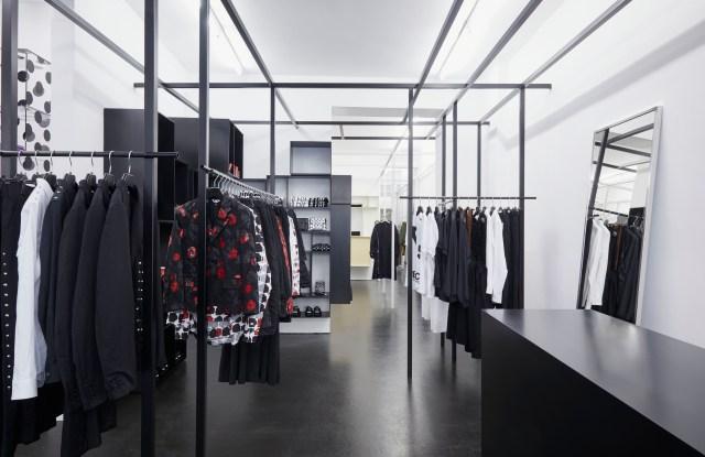 Comme des Garçons' new look in Berlin