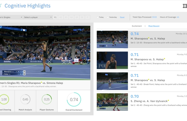 ibm, artificial intelligence, ai, us open