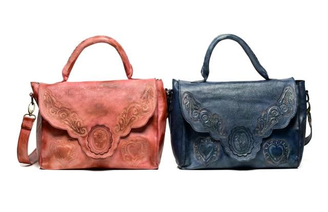 Anna Sui x Bed/Stu handbags.