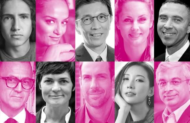 Expert panel for Global Change Award