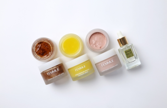 Femmue is the latest on Peach & Lily's website