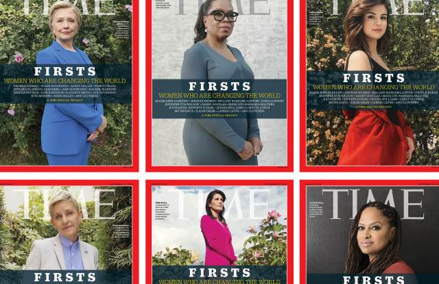 The 12 covers were shot with an iPhone.