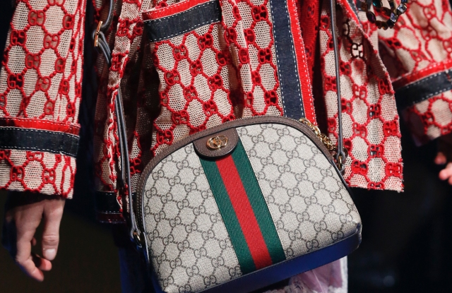 Details at Gucci RTW Spring 2018
