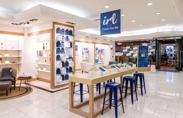 IRL GGP pop-up shops