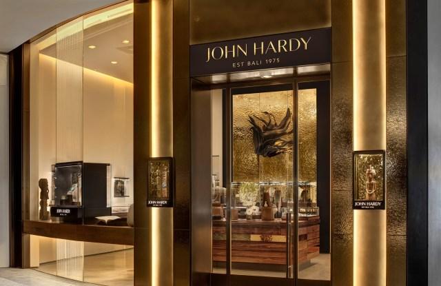 John Hardy Opens Third U.S. Store in Westfield Century City
