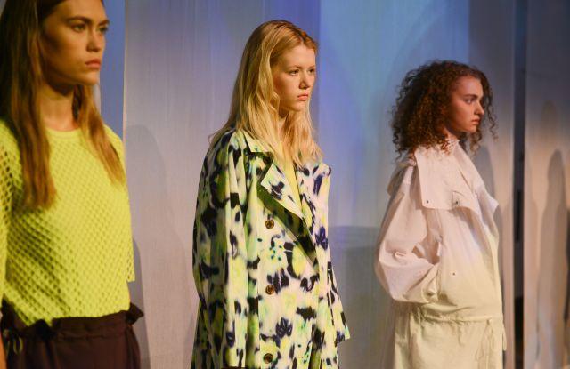 KUHO Spring/Summer 2018KUHO presentation, Spring Summer 2018, New York Fashion Week, USA - 09 Sep 2017