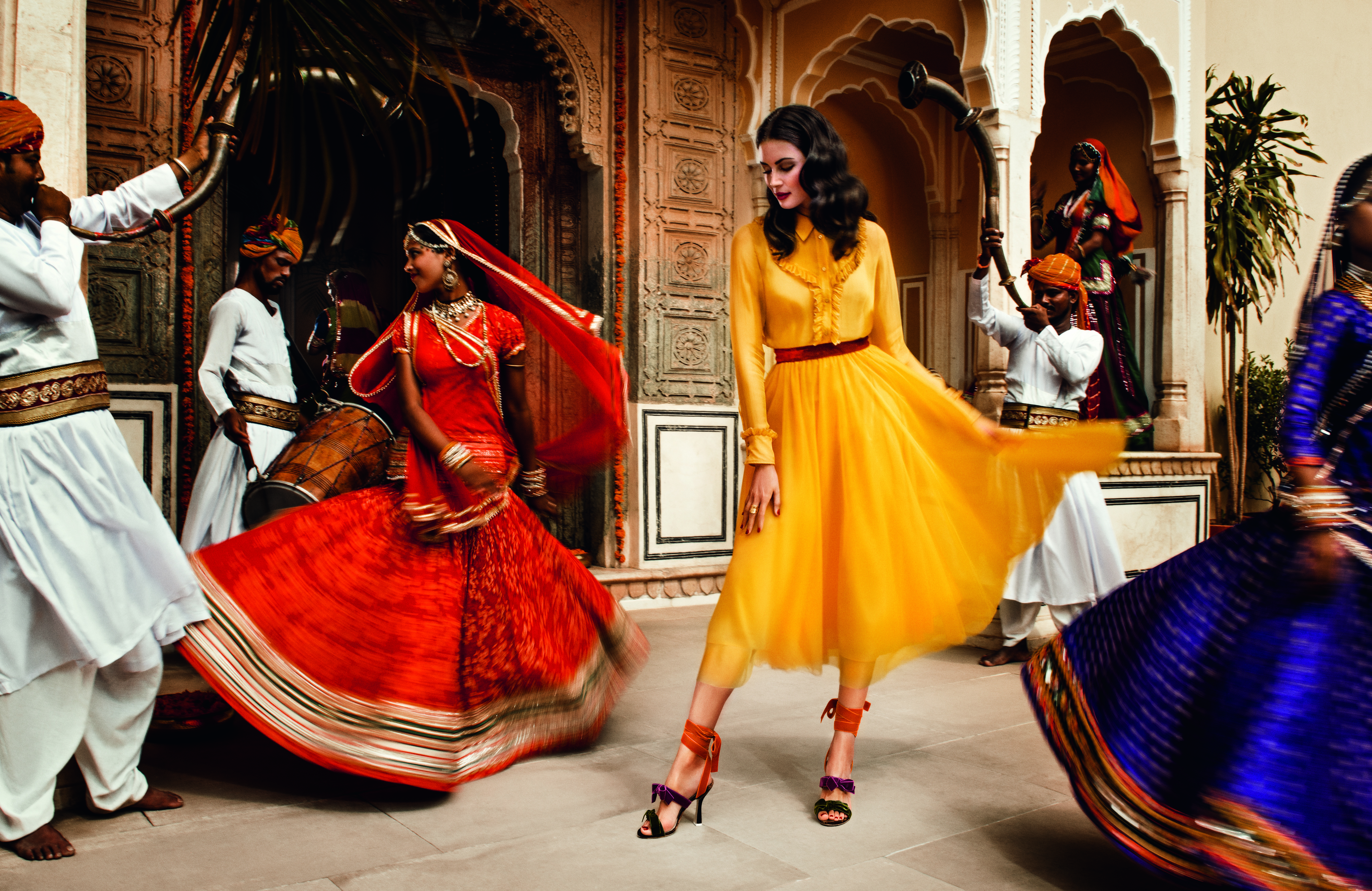 Level Shoes - Dear India Campaign Imagery 1
