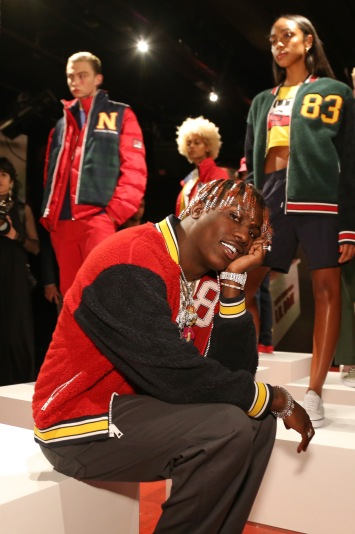 Lil YachtyThe Lil Yachty Collection by Nautica presentation, Spring Summer 2018, New York Fashion Week, USA - 07 Sep 2017