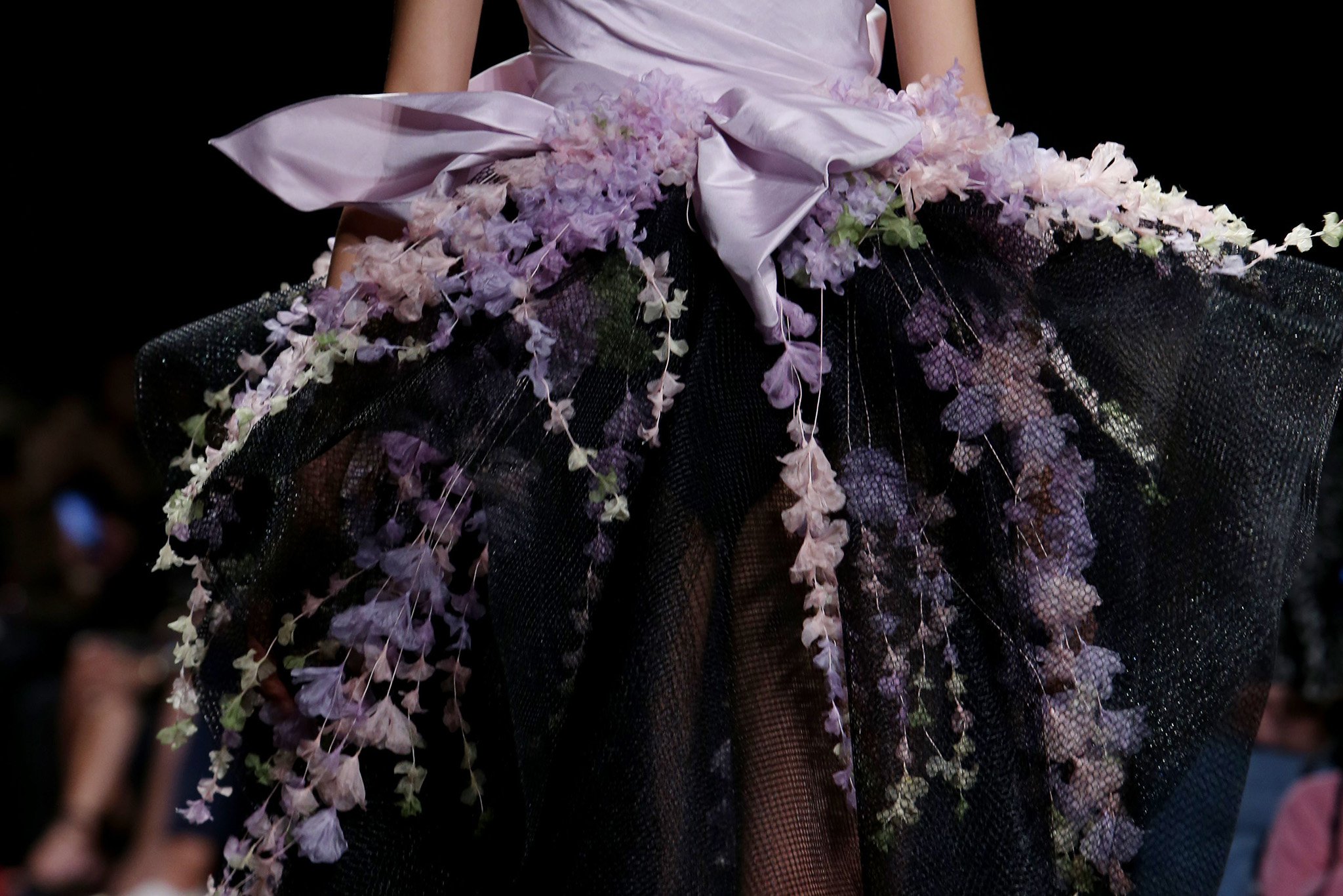 Details at Marchesa RTW Spring 2018