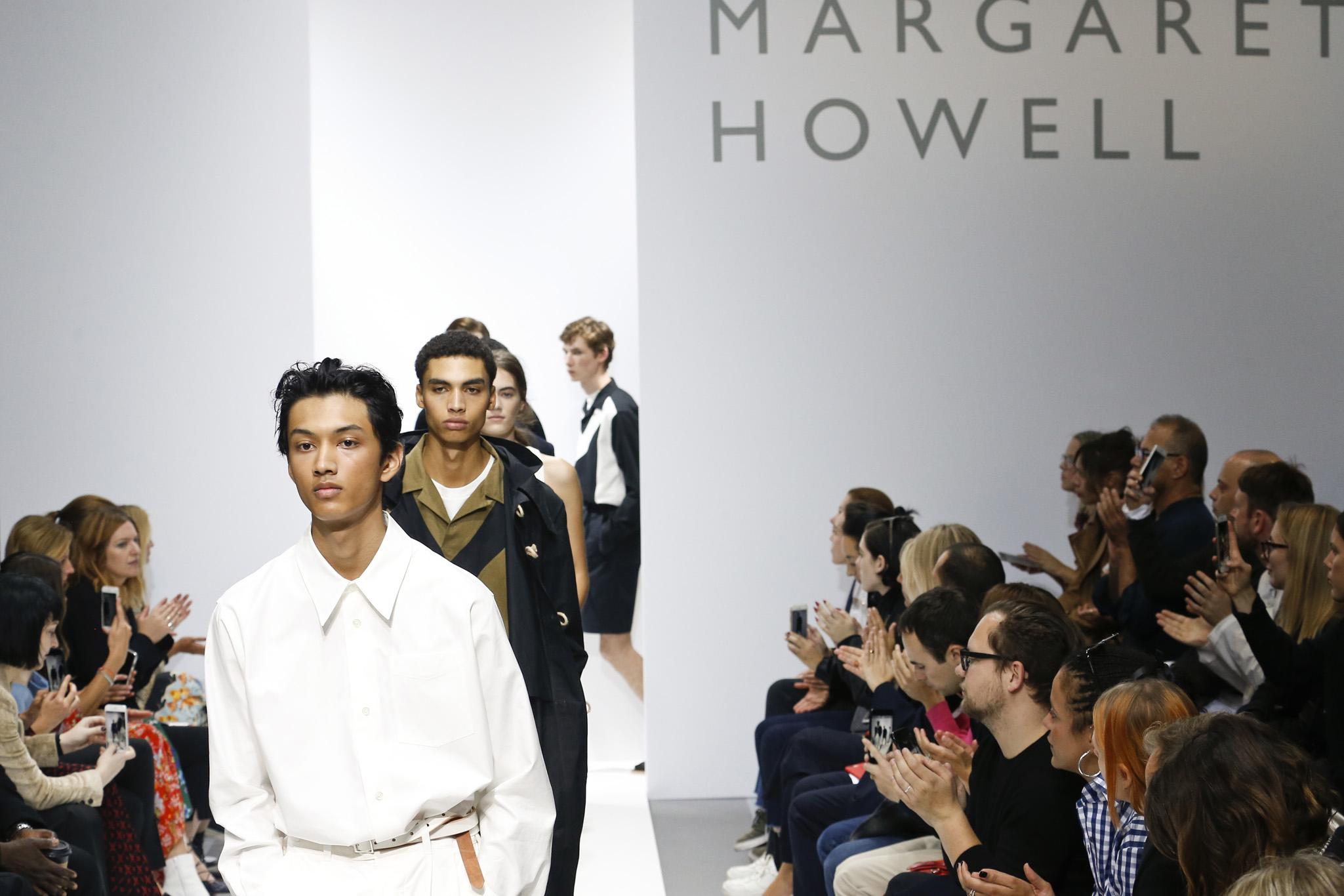 Margaret Howell RTW Spring 2018