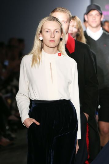 Momentum by Timo Weiland RTW spring 2018