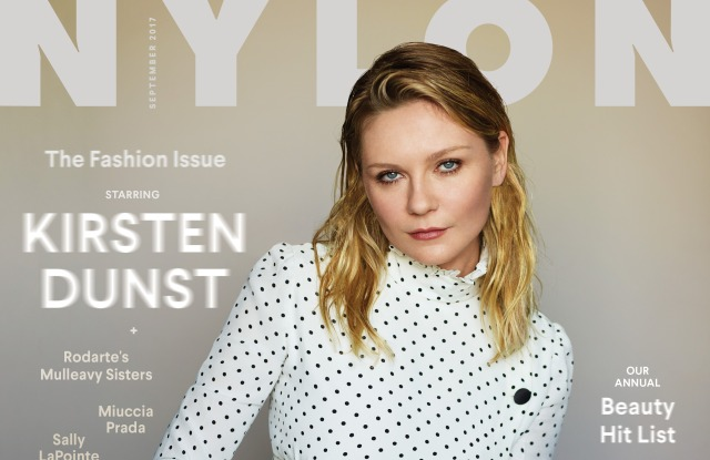 The September issue of Nylon will be the title's penultimate print edition.