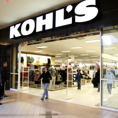Shoppers enter the Kohl's store in South Burlington, Vt., on . Kohl's Corp.'s fourth-quarter net income increased 14 percent as merchandise profit margins improved through exclusive brand offerings and tight inventory managementEarns Kohls, South Burlington, USA