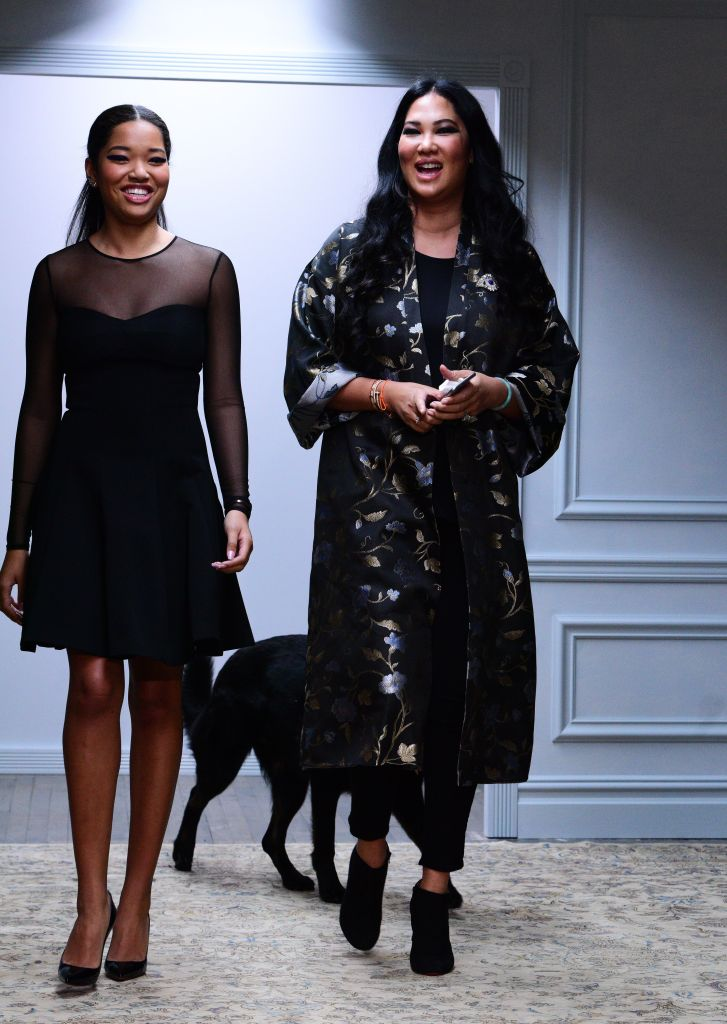 Ming Lee Simmons, Kimora Lee SimmonsKimora Lee Simmons presentation, Runway, Fall Winter 2017, New York Fashion Week, USA - 15 Feb 2017