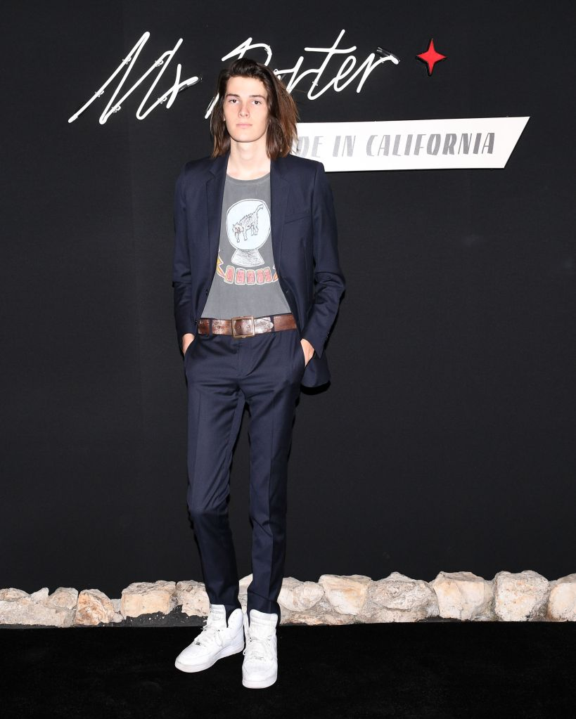 Dylan BrosnanMr Porter 'Made in California' Launch Party, Los Angeles, USA - 19 Apr 2017