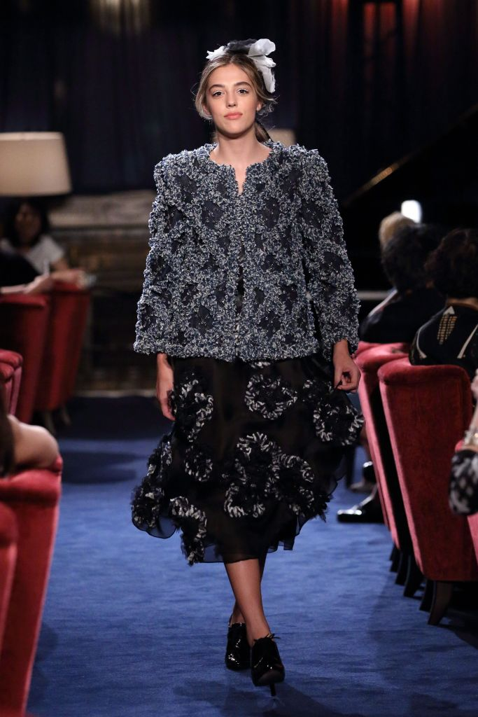 Sistine Rose Stallone on the catwalkChanel Metiers D'art Collections show, Tokyo, Japan - 31 May 2017