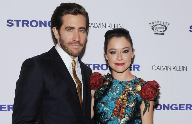Tatiana Maslany, Jake Gyllenhaal'Stronger' film premiere, Arrivals, New York, USA - 14 Sep 2017