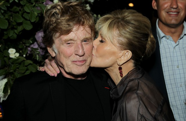 Robert Redford, Jane FondaNetflix Hosts the New York Premiere of 'Our Souls at Night' - After Party, New York, USA - 27 Sep 2017