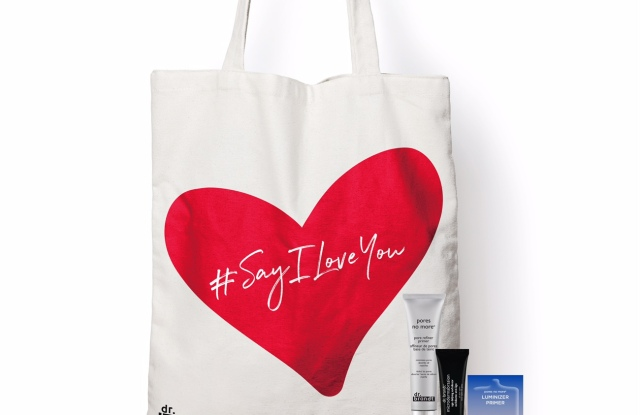 #sayiloveyou skin-care kit.
