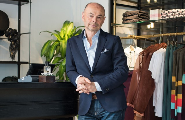 Ari Hoffman is leaving Scotch & Soda for Ted Baker.