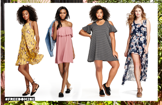 Looks from Rue21.com.