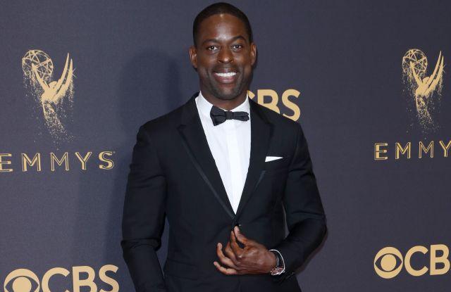 Sterling K Brown69th Primetime Emmy Awards, Arrivals, Los Angeles, USA - 17 Sep 2017