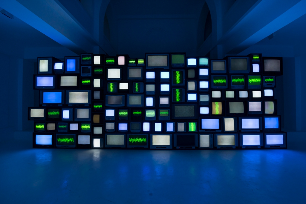 Channels, 2013Video installation with soundDimensions variable