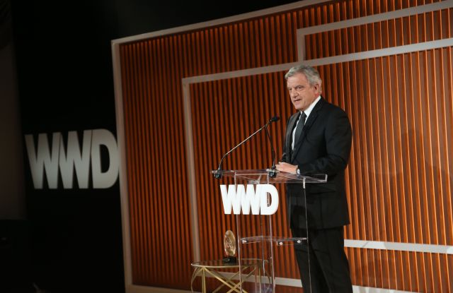 Sidney Toledano WWD Honors Ralph Lauren, The Pierre Hotel, New York, USA - 25 Oct 2016