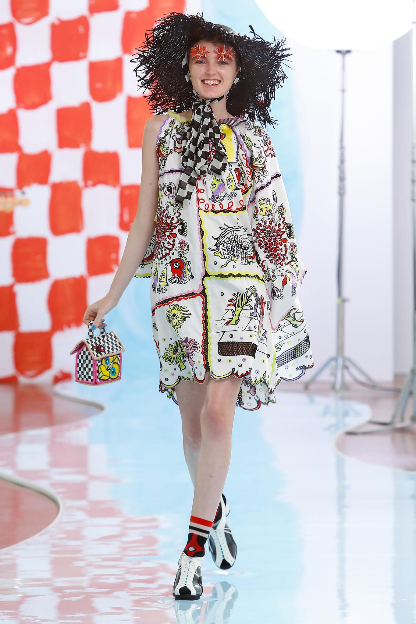 Tsumori Chisato RTW Spring 2018