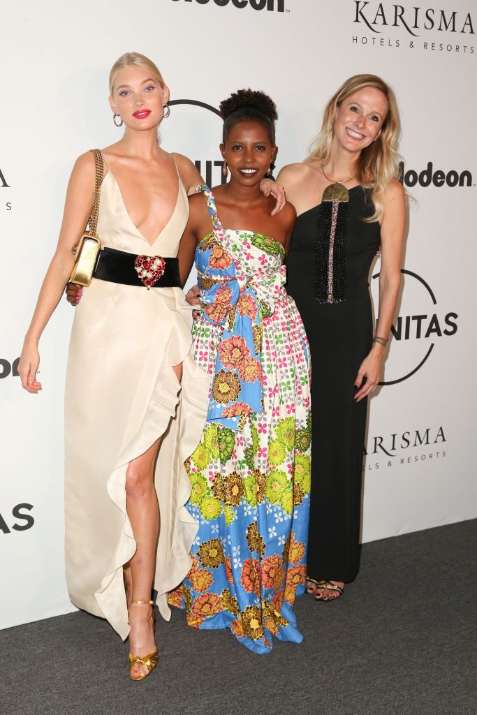 Elsa Hosk, Taleso Fecha and Andrea PowellUNITAS Gala Against Human Trafficking, Spring Summer 2018, New York Fashion Week, USA - 12 Sep 2017