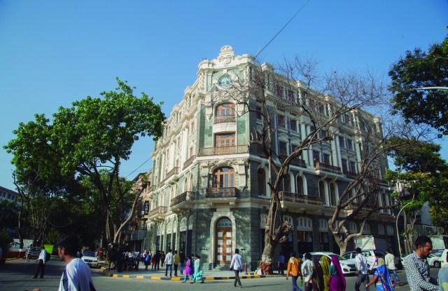 Zara's Mumbai flagship store