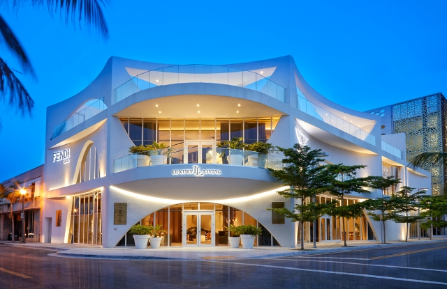 Luxury Living Group Flagship in Miami