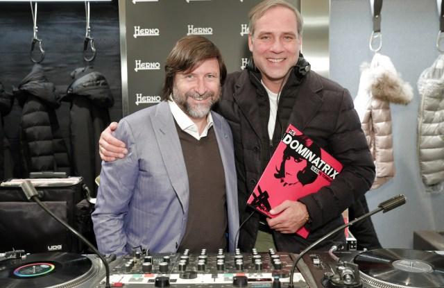 Claudio Marenzi, Paul Sevigny