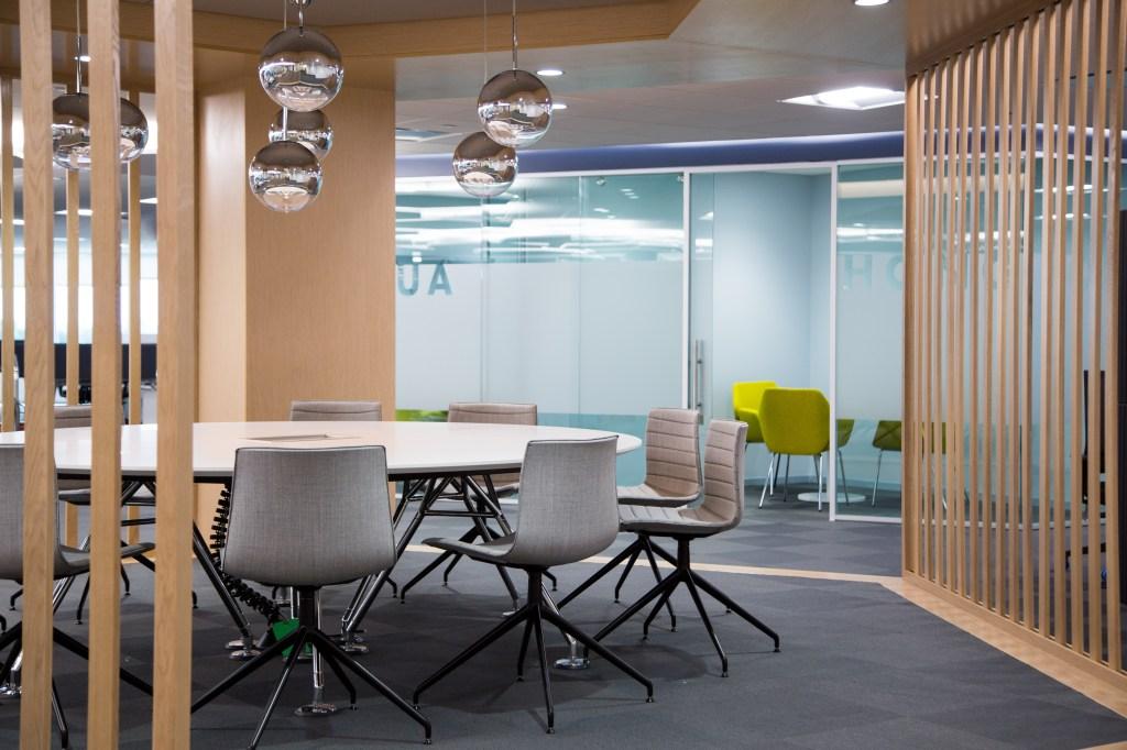 Inside Safilo New HQ in Secaucus, New Jersey