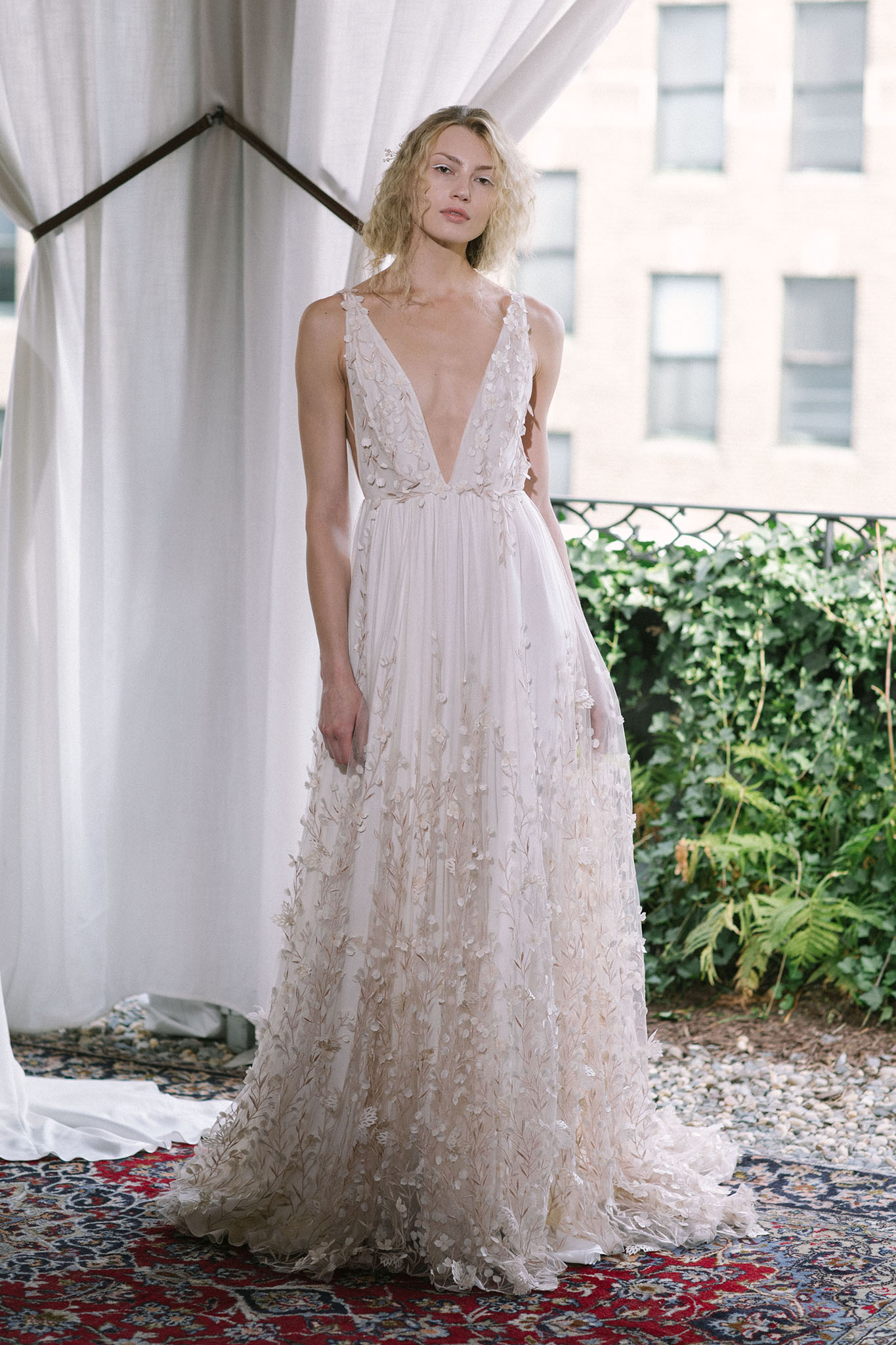 Alexandra Grecco Bridal Fall 2018