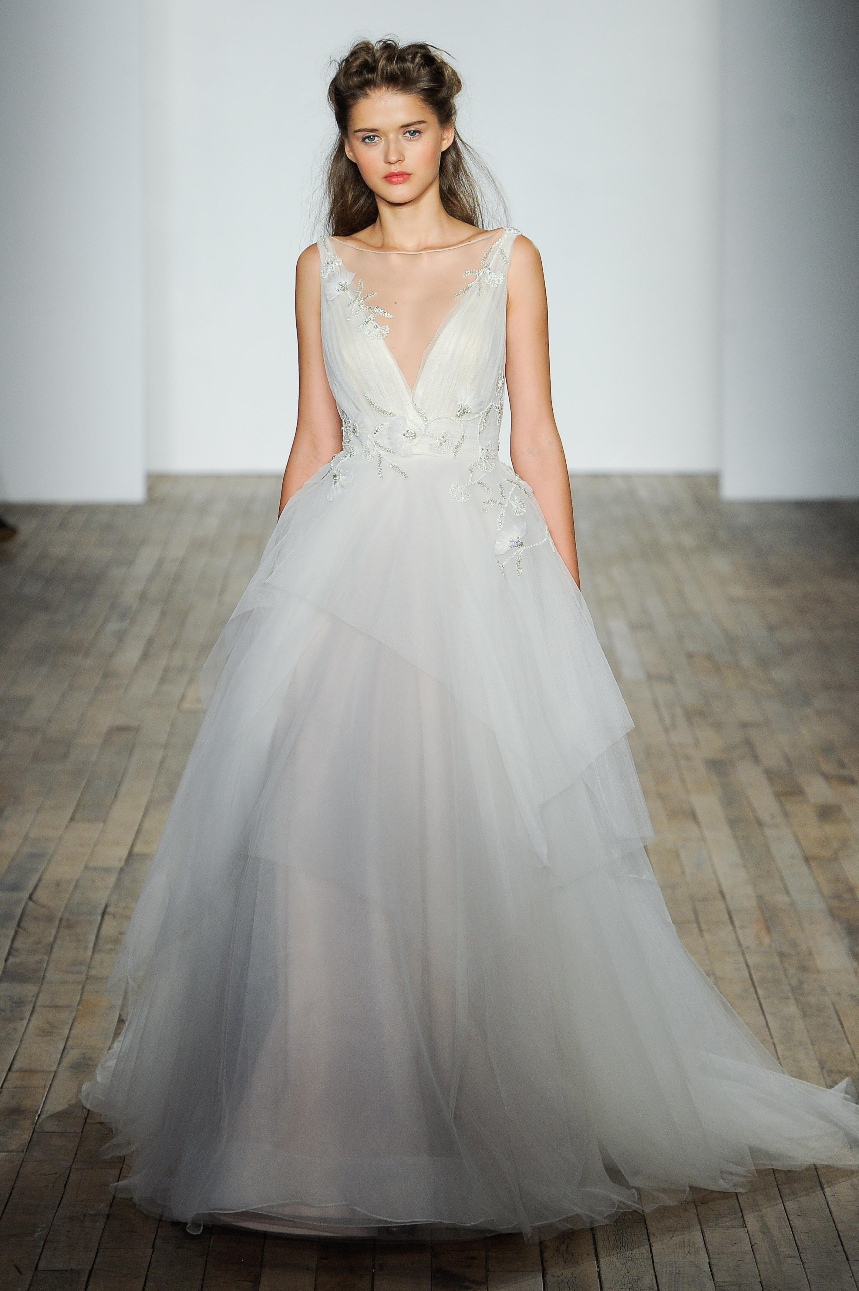 Allison Webb Bridal Fall 2018