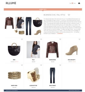 Allume stitch fix apparel subscription boxes