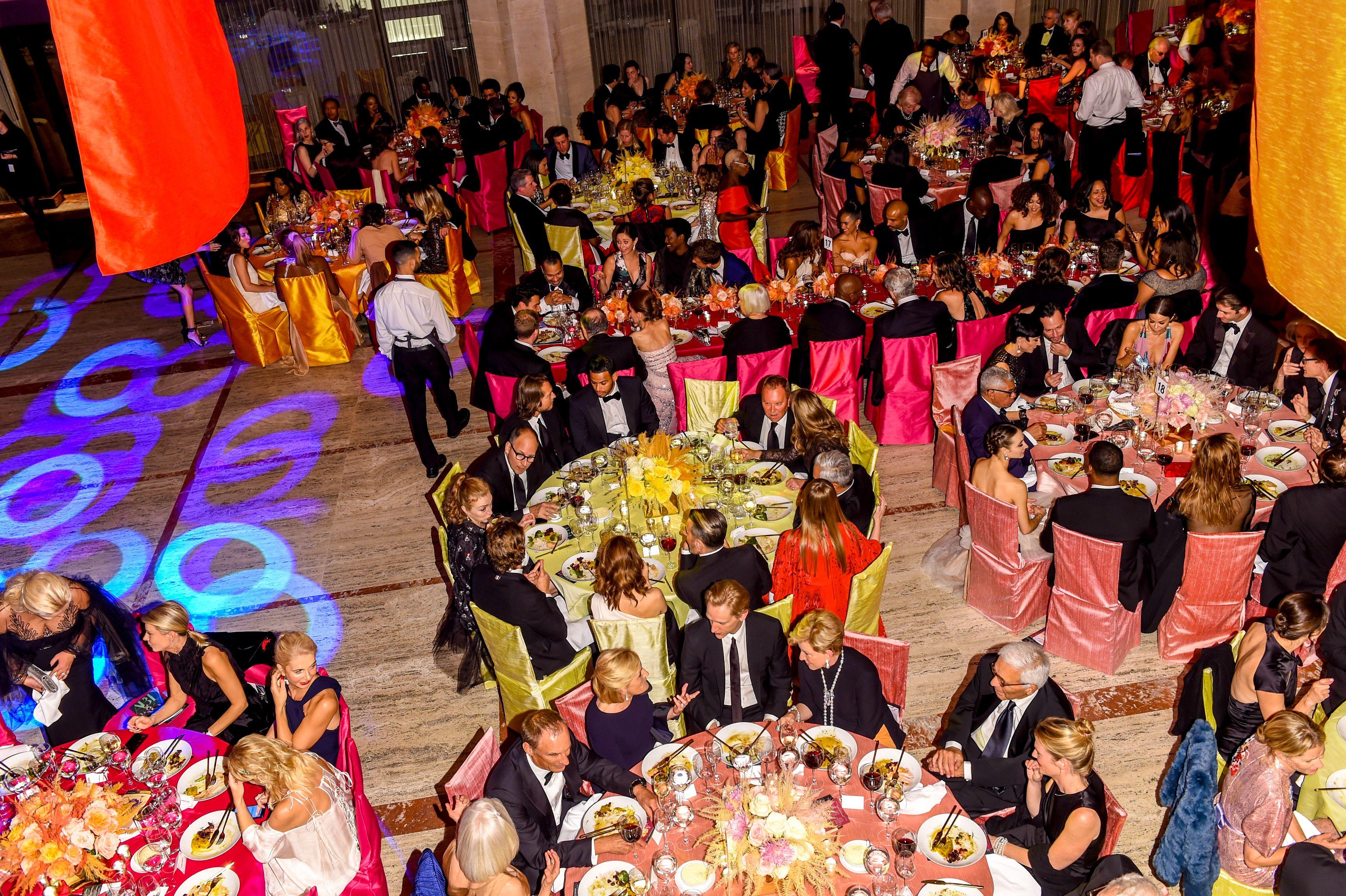 AtmosphereAmerican Ballet Theatre Fall Gala, New York, USA - 18 Oct 2017