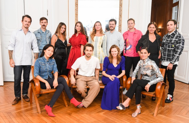 CFDA / Vogue Fashion Fund Americans in Paris