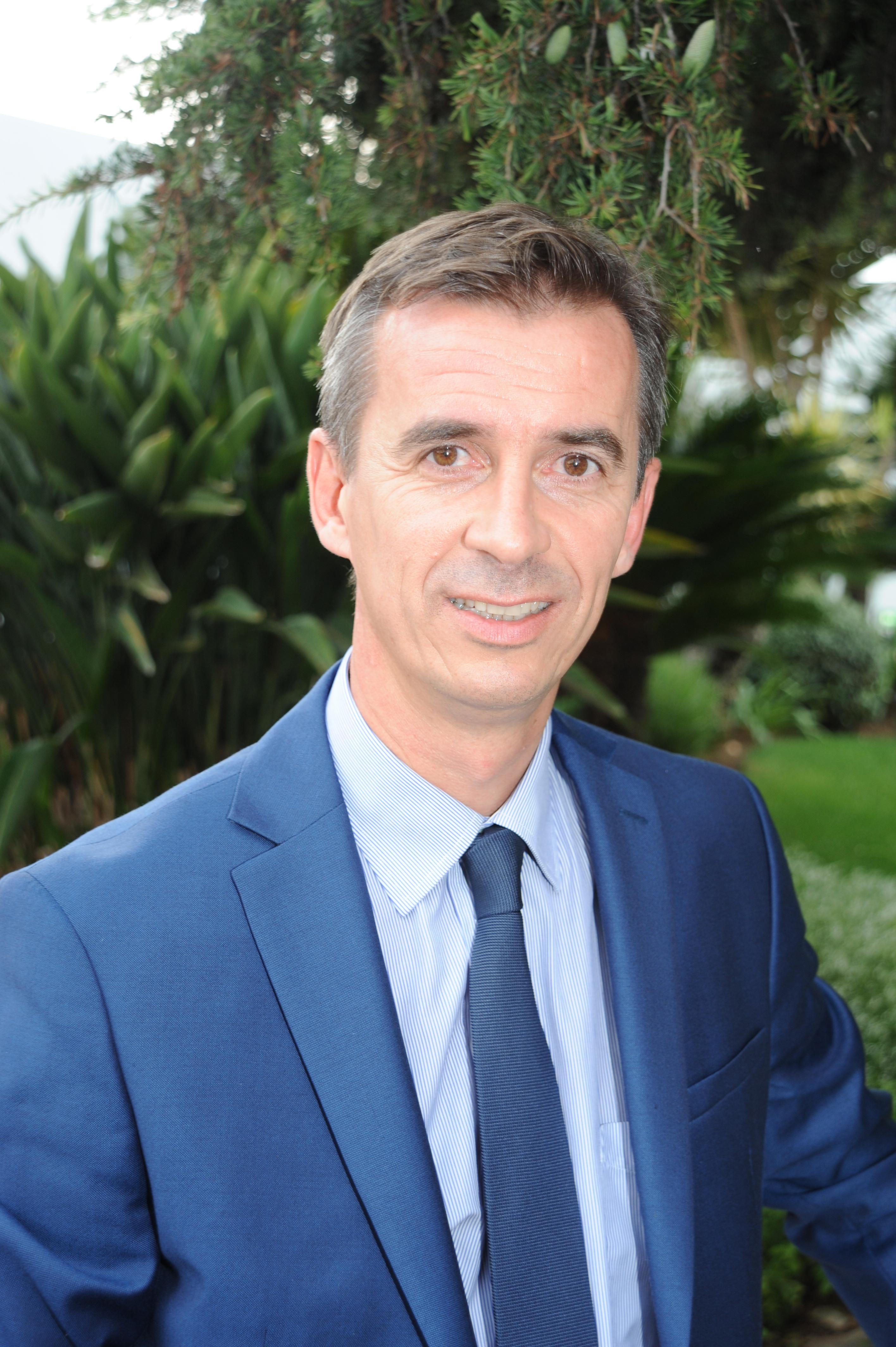 Dufry's Antonin Carreau
