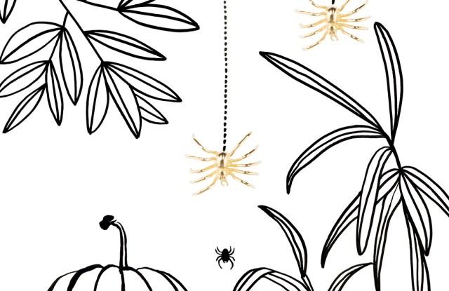 Aurélie Bidermann Spider Collection x Yoox