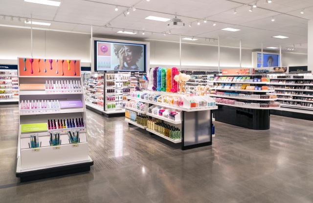 Target is blowing out its beauty department.
