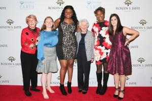 Karen Kalish, Maria Vertkin, Mrs Roslyn Jaffe, Princess Titus, Latasha Powell, Michelle Horovitz