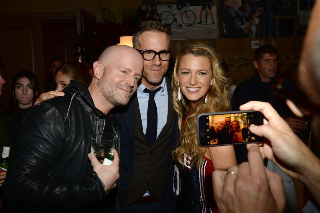 - New York, NY - 10/16/2017 - New York Screening of ALL I SEE IS YOU Starring Blake Lively -PICTURED: Marc Foster,Ryan Reynolds,Blake Lively -PHOTO by: Michael Simon/startraksphoto.com -MS411598 Editorial - Rights Managed Image - Please contact www.startraksphoto.com for licensing fee Startraks Photo Startraks Photo New York, NY For licensing please call 212-414-9464 or email sales@startraksphoto.com Image may not be published in any way that is or might be deemed defamatory, libelous, pornographic, or obscene. Please consult our sales department for any clarification or question you may have Startraks Photo reserves the right to pursue unauthorized users of this image. If you violate our intellectual property you may be liable for actual damages, loss of income, and profits you derive from the use of this image, and where appropriate, the cost of collection and/or statutory damages.