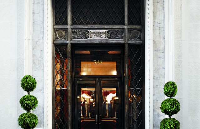 Brooks Brothers 346 Madison Avenue Flagship.